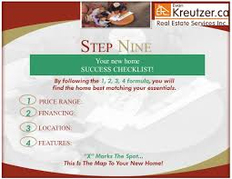 finding your new home is made easy with our 12 step success plan