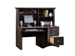Oak Computer Desk With Hutch by Furniture Have An Enjoyable Computer Desk With Sauder Computer