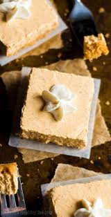 healthy desserts for thanksgiving skinny pumpkin cheesecake bars amy u0027s healthy baking