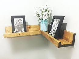 Nursery Bookshelf Ideas Picture Shelf Ledges Ledge Diy Ikea Corner Floating Gallery Wall