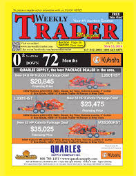 weekly trader may 12 2016 by weekly trader issuu