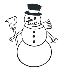 coloring page snowman family snowman coloring page free download snowman coloring page for our