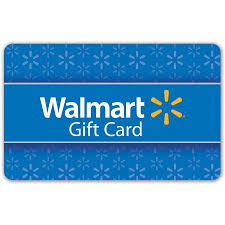 gift card basic blue walmart gift card walmart