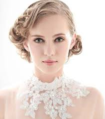 20 exquisite short wedding hairstyles for every bride hairstylevill
