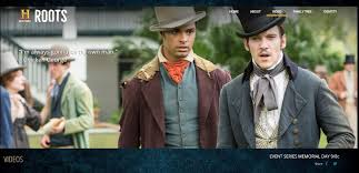 roots mini series on the history channel