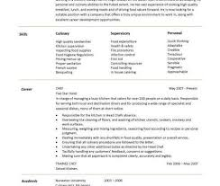 Prep Cook Duties For Resume Cook Prep Resume Prep Cook Resume Restaurant Resumes Chef Sample