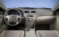 toyota camry dashboard 2007 2011 toyota camry abs plastic rear trunk spoiler wing with