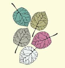 hand drawn tree symbol royalty free vector image