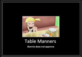 Table Meme - table manners meme by 42dannybob on deviantart