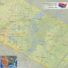 Cleveland Tennessee Map by Tennessee Eclipse U2014 Total Solar Eclipse Of Aug 21 2017