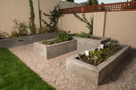 marvelous concrete planter boxes 66 for your home remodel ideas