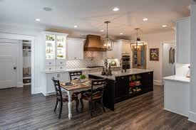 two tone kitchen cabinets and island 4 reasons kitchen islands are a must marsh kitchens