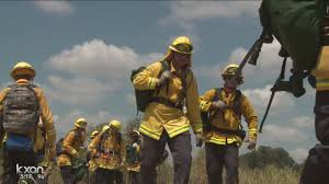 Wildfire Training by Afd Cadets Get Wildfire Training Youtube