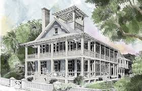 House Plan With Wrap Around Porch Wrap Around Porches House Plans Southern Living House Plans