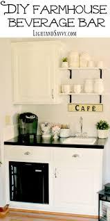 Coffee Nook Ideas by Best 25 Beverage Bars Ideas On Pinterest Tea Station Keurig