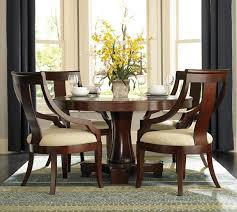 Round Pedestal Dining Table With Leaf Dining Room 30 X 60 Glass Top Table Inch Round Pedestal Sets