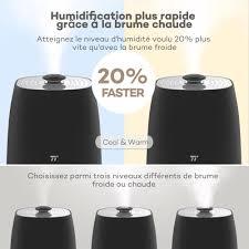 humidificateur chambre bébé humidificateur d air comparatif meilleur humidificateur d air 2018