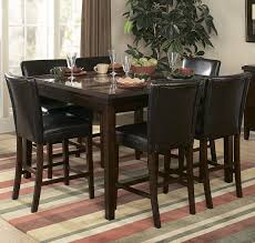 Piece Dining Room Set Counter Height  Gallery Dining - 7 piece dining room set counter height