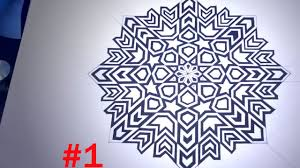 how to draw islamic geometric patterns 8 phases of the moon 1