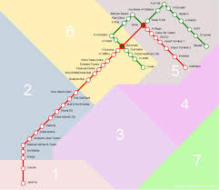 United Route Map Dubai Monorail Map Dubai Monorail Route Map United Arab Emirates