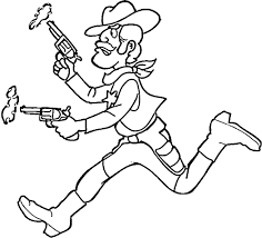 western free coloring pages on art coloring pages