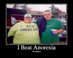 Anorexia Meme - i beat anorexia picture ebaum s world