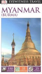 dk eyewitness travel guide myanmar burma by david abram