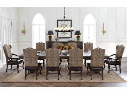 stanley furniture 443 11 36 dining room casa d u0027onore trestle table