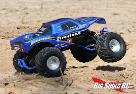 bigfoot electric monster truck traxxas bigfoot monster truck review big squid rc u2013 news