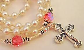 rosaries for sale communion confirmation