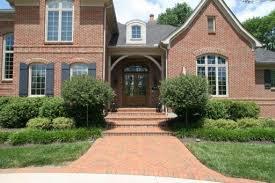 brick front house diy brick steps brick walkways and steps ideas