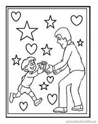 happy fathers coloring pages preschool printable