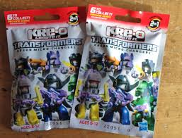 Lego Blind Packs The Minifigure Collector Kre O Transformers Perview Series Blind