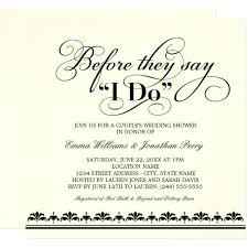 honeymoon bridal shower wedding shower invite packed with couples wedding shower