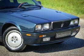 maserati karif maserati 422 bi turbo 1991 welcome to classicargarage