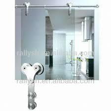 frameless glass sliding doors frameless glass sliding door hardware heavy duty system ym 05