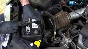 battery for 2001 honda civic how to install replace remove battery 2001 05 honda civic