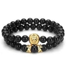 bead bracelet mens images Men 39 s beaded bracelets road to man jpg