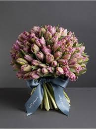tulip bouquets bouquet flower pink parrot tulip bouquet 2513620 weddbook