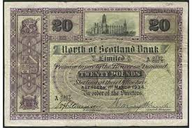 banknote yearbook a of scottish notes comprising of scotland bank