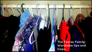 Wardrobe Tips Do You Dare Count Your Clothes The Fearse Family