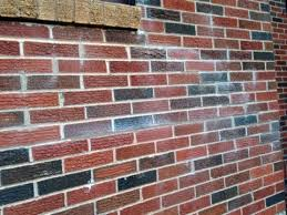 how to clean wall stains how to clean up mortar stains on brick the washington post