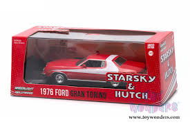The Car In Starsky And Hutch Starsky U0026 Hutch Ford Gran Torino Hard Top 86442 1 43 Scale