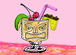 cocktail cartoon trumpian cocktails to help you forget the past 100 days good food