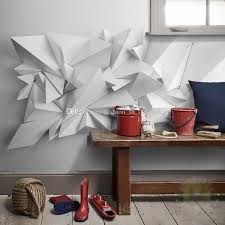 3d Wallpaper For Bedroom Modern 3d Wallpaper Nordic Contracted Wall Mural Custom Photo