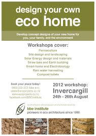 earthship new zealand eco home building workshop being run in