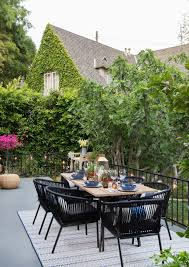 Patio Furniture At Target - how to decorate your outdoor space with all target emily henderson