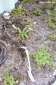 diy skeleton lawn decorations for helpful