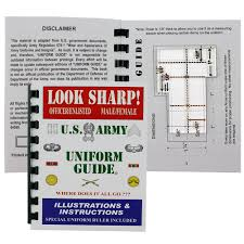 jrotc army uniform guide army dress uniform guide