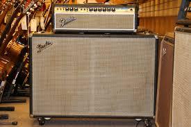 Cabinet Top Fender 1968 Dual Snowman Top Cabinet Silverface Amp Norman U0027s